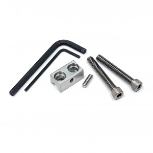 Adjustable V-Block and Action Screws