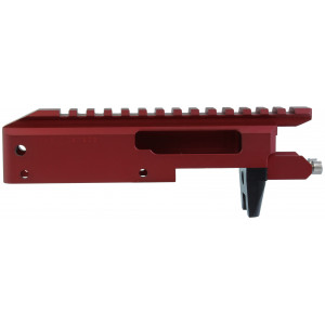 Model C-71 Receiver - Red